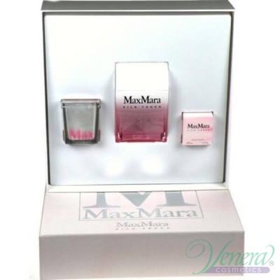 Max Mara Silk Touch Комплект (EDT 90ml + EDT 5ml + Ароматна свещ) за Жени За Жени