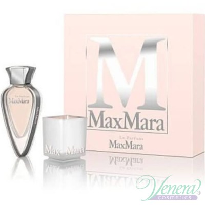 Max Mara Le Parfum Комплект (EDP 50ml + свещ) за Жени За Жени