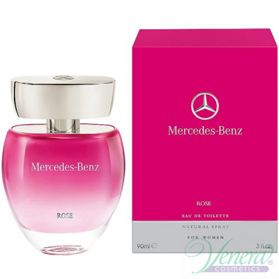 Mercedes-Benz Rose EDT 90ml за Жени