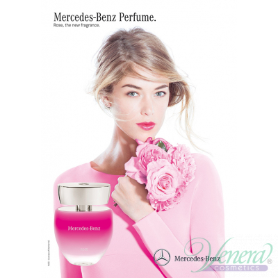Mercedes-Benz Rose EDT 30ml за Жени