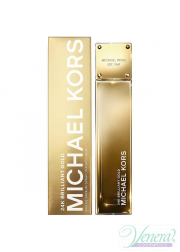 Michael Kors 24K Brilliant Gold EDP 100ml for Women Women`s Fragrance