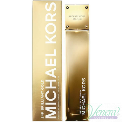 Michael Kors 24K Brilliant Gold EDP 100ml за Жени