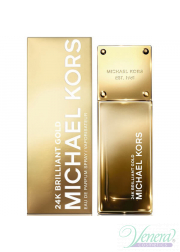 Michael Kors 24K Brilliant Gold EDP 50ml for Women Women`s Fragrance