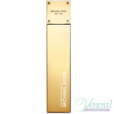 Michael Kors 24K Brilliant Gold EDP 100ml за Жени БЕЗ ОПАКОВКА Дамски Парфюми без опаковка