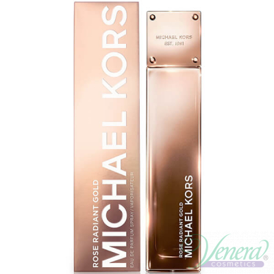 Michael Kors Rose Radiant Gold EDP 100ml за Жени