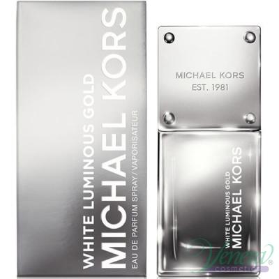 Michael Kors White Luminous Gold EDP 30ml за Жени Дамски Парфюми