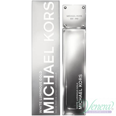 Michael Kors White Luminous Gold EDP 100ml για γυναίκες