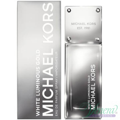 Michael Kors White Luminous Gold EDP 50ml за Жени