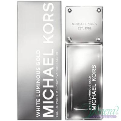 Michael Kors White Luminous Gold EDP 50ml за Жени Дамски Парфюми