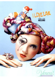Moschino Cheap & Chic I Love Love Set (EDT 50ml + BL 100ml + SG 100ml) για γυναίκες Γυναικεία Σετ