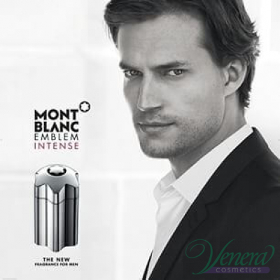 Mont Blanc Emblem Intense EDT 60ml for Men Men's Fragrance