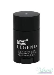 Mont Blanc Legend Deo Stick 75ml για άνδρες Προϊόντα για Πρόσωπο και Σώμα