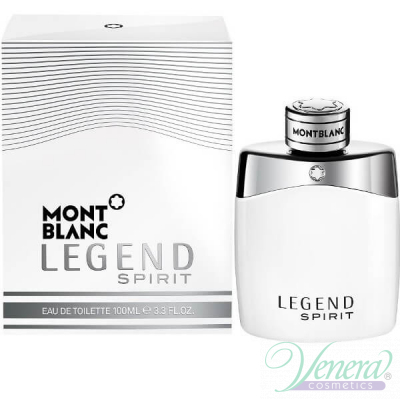 Mont Blanc Legend Spirit EDT 100ml за Мъже
