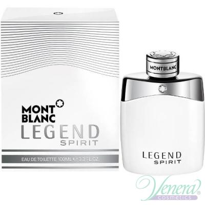 Mont Blanc Legend Spirit EDT 30ml за Мъже Мъжки Парфюми