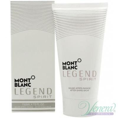 Mont Blanc Legend Spirit After Shave Balm 150ml за Мъже Мъжки продукти за лице и тяло