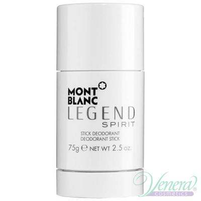 Mont Blanc Legend Spirit Deo Stick 75ml за Мъже Мъжки продукти за лице и тяло