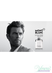 Mont Blanc Legend Spirit Set (EDT 50ml + AS Blam 100ml) για άνδρες Ανδρικά Σετ