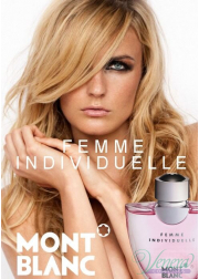 Mont Blanc Femme Individuelle EDT 75ml for Women Without Package Women's Fragrances Without Package