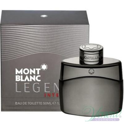 Mont Blanc Legend Intense EDT 100ml за Мъже Мъжки Парфюми