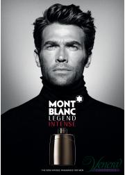 Mont Blanc Legend Intense Set (EDT 100ml + AS Balm 100ml + SG 100ml) για άνδρες Sets