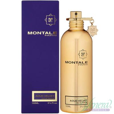Montale Aoud Velvet EDP 100ml за Мъже и Жени Унисекс парфюми