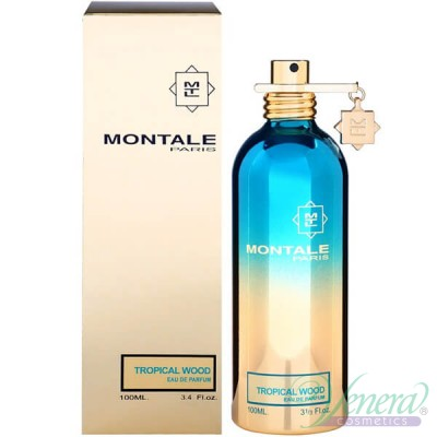 Montale Tropical Wood EDP 100ml for Men an...