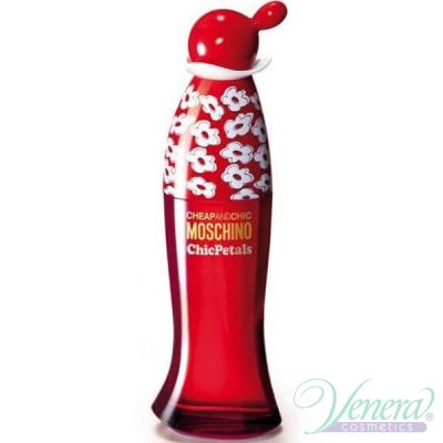 Moschino Cheap & Chic Chic Petals EDT 100ml за Жени БЕЗ ОПАКОВКА За Жени