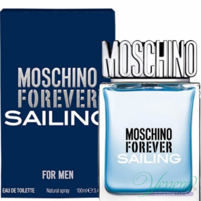 Moschino Forever Sailing EDT 30ml за Мъже Мъжки Парфюми