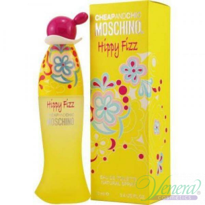 Moschino Cheap & Chic Hippy Fizz EDT 100ml за Жени Дамски Парфюми