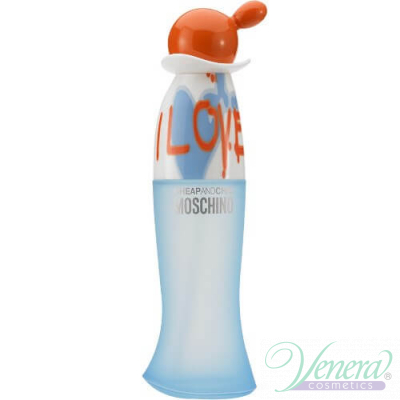 Moschino Cheap & Chic I Love Love EDT 100ml за Жени БЕЗ ОПАКОВКА