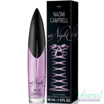 Naomi Campbell At Night EDT 30ml за Жени