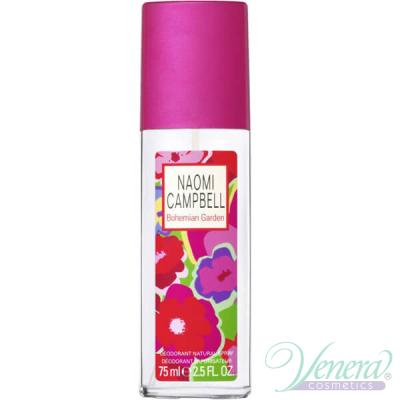 Naomi Campbell Bohemian Garden Deo Spray 75ml за Жени