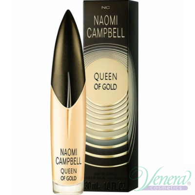 Naomi Campbell Queen of Gold EDT 30ml за Жени