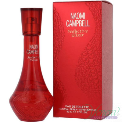 Naomi Campbell Seductive Elixir EDT 50ml за Жени Дамски Парфюми