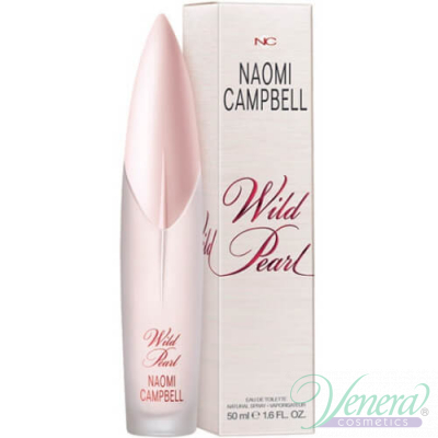 Naomi Campbell Wild Pearl EDT 50ml за Жени Дамски Парфюми