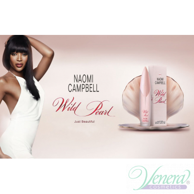 Naomi Campbell Wild Pearl EDT 30ml за Жени Дамски Парфюми