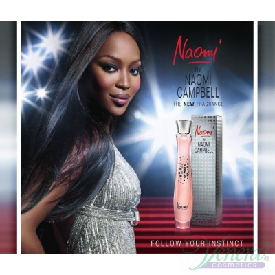 Naomi By Naomi Campbell EDT 30ml за Жени