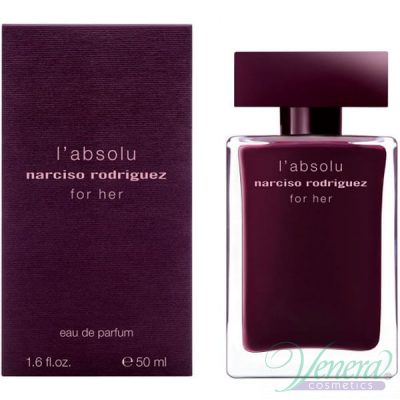 Narciso Rodriguez for Her L'Absolu EDP 50ml за Жени Дамски Парфюми