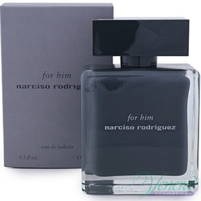 Narciso Rodriguez for Him EDT 50ml for Men Men's Fragrance