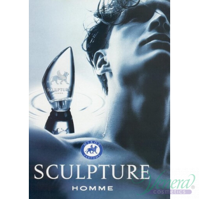 Nikos Sculpture Homme EDT 50ml за Мъже Мъжки Парфюми