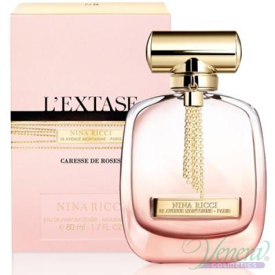 Nina Ricci L'Extase Caresse de Roses EDP 80ml за Жени Дамски Парфюми