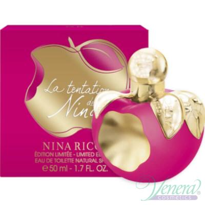Nina Ricci La Tentation de Nina EDT 50ml за Жени Дамски Парфюми