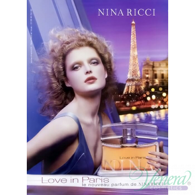 Nina Ricci Love in Paris EDP 30ml for Women Women's Fragrance
