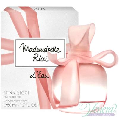 Nina Ricci Mademoiselle Ricci L'Eau EDT 30ml за Жени Дамски Парфюми