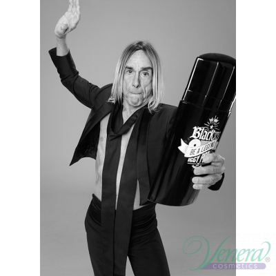 Paco Rabanne Black XS Be a Legend Iggy Pop EDT 100ml за Мъже Мъжки Парфюми