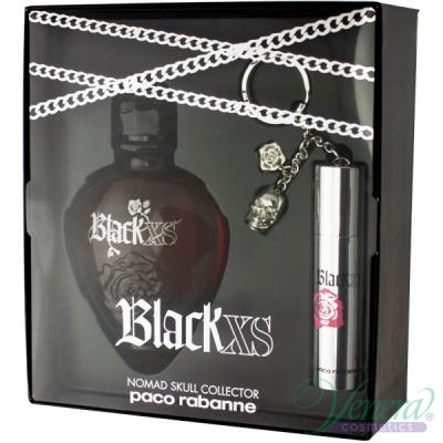 Paco Rabanne Black XS Комплект (EDT 80ml + EDT 10ml) за Жени