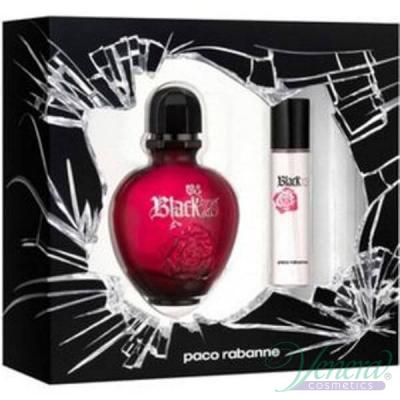 Paco Rabanne Black XS Комплект (EDT 50ml + EDT 15ml) за Жени Комплекти За Жени