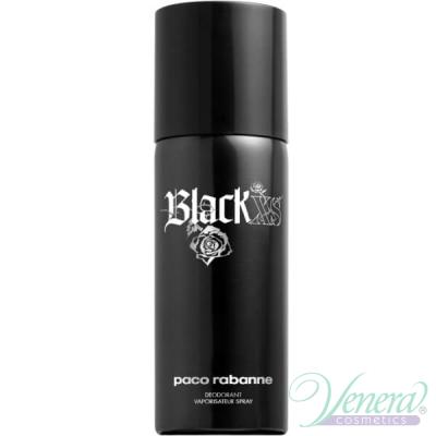 Paco Rabanne Black XS Deo Spray 150ml за Мъже Мъжки продукти за лице и тяло