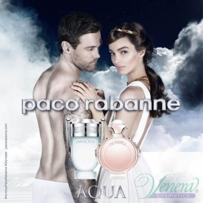 Paco Rabanne Invictus Aqua 2018 EDT 50ml за Мъже Мъжки Парфюми