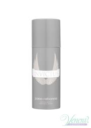 Paco Rabanne Invictus Deo Spray 150ml για άνδρες Προϊόντα για Πρόσωπο και Σώμα